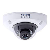 Уличная IP-камера Tecsar Lead IPD-L-2M15F-SD2-poe, 2 Мп