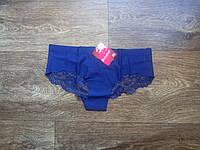 """Женские бесшовные Полу - шортики """"Donafen / размер M,L,XL / цвет темно синий"""