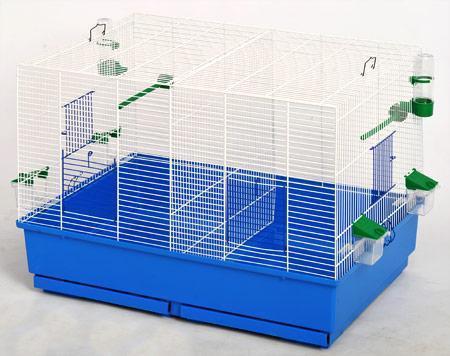 Лорі Дует клітка для птахів не розбірна ( 700×500×530 )