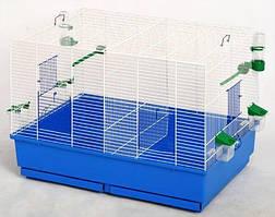 Лори Дуэт клетка для птиц не разборная ( 700×500×530 )