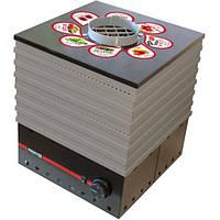 Электросушилка металлическая для фруктов и овощей Profit M (Профит М) ЕСП-1 820 Вт объемом 35 литров.