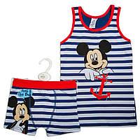 Детская пижама Mickey Mouse (Микки Маус) на мальчика 2-8 лет из хлопка ТМ ARDITEX WD11051