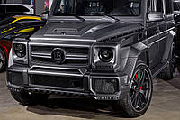 BRABUS WIDESTAR conversion kit for Mercedes Benz G class carbon