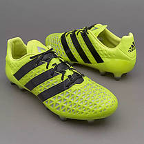 Бутсы Adidas ACE 16.1 FG S79663 Адидас Асе (Оригинал), фото 2