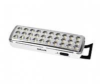 Светодиодные аварийные светильники тм DELUX