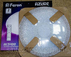 Світлодіодний світильник AZURE Feron AL5400 36W 3000-6500K Код.59163, фото 2
