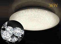 Світлодіодний світильник AZURE Feron AL5400 36W 3000-6500K Код.59163, фото 3