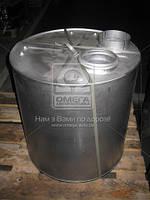 Глушитель DAF XF/CF/95/105 (пр-во Dinex) 21496