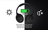 Оригинал беспроводные Bluetooth наушники Ausdom M06 Black / Полноразмерные/ Накладные, фото 2