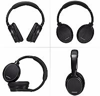 Беспроводные Bluetooth стерео-наушники Ausdom M06 Black / Полноразмерные/ Накладные