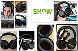 Оригинал беспроводные Bluetooth наушники Ausdom M06 Black / Полноразмерные/ Накладные, фото 9