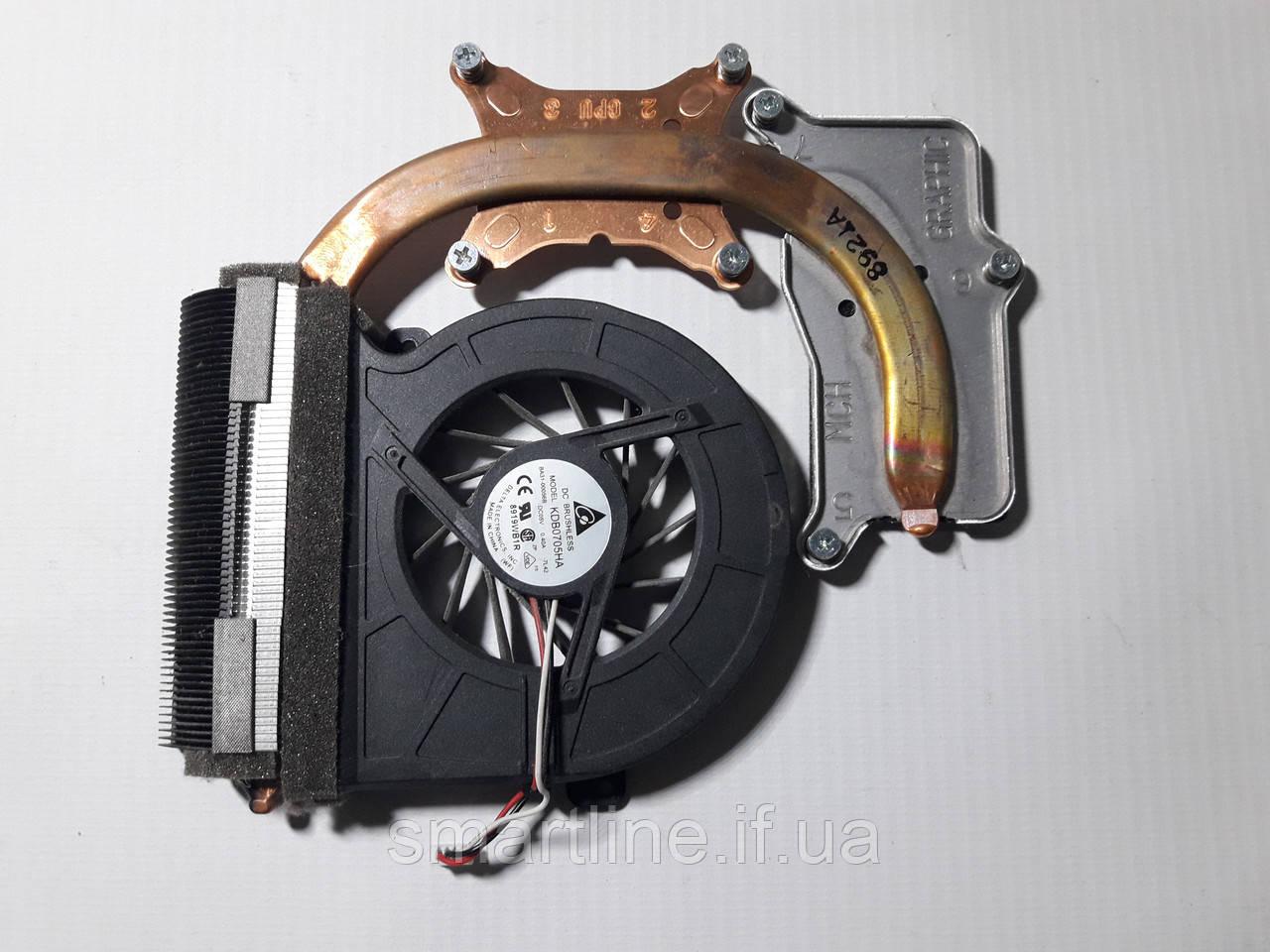 Вентилятор системи охолодження для ноутбука Samsung NP-SA11H, KDB0705H