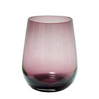 """Оригинальный стакан розовый 550 мл """"Смоки"""" ( набор стаканов )"""