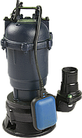 Канализационный насос фекальный WQD 10m P-233 для выгребных ям 1.1кВт Hmax8м Qmax166л/мин(без попл.)