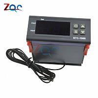 Термостат, терморегулятор STC-1000