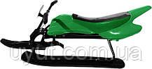 Снігохід «Спорт Люкс» green