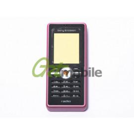Корпус Sony Ericsson R300i Radio, розовый