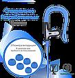 Наушники с микрофоном Promate Glitzy Blue, фото 4