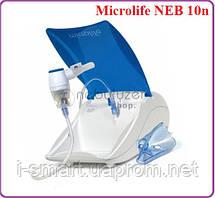 Ингалятор 3 в 1 компрессорный Microlife NEB 10n