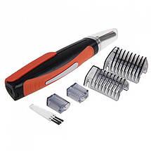 Чудо бритва X-TRIM, машинка для стрижки волос, триммер аполлон, микро тач, триммер x trim, бритва x trimmer, фото 3