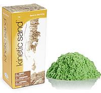 Цветной Кинетический песок Waba Fun 1кг Швеция (зеленый)