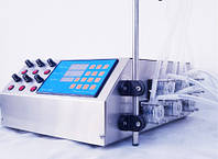 Дозатор аппарат розлива жидкостей с перистальтическими насосами