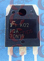 MOSFET N-канал 150В 70А Fairchild FQA70N15 TO3P