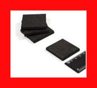 Пластины графитовые 80х40х5 мм для вакуумного насоса (УИД Брацлав) комплект 4шт.