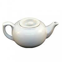 Чайник Заварочный Фарфоровый Белый 550мл (HR1508)