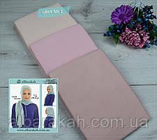 Хиджаб цвет № 1