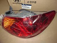 Фонарь задний правый (в крыле) HYUN ELANTRA 06-10 (пр-во Mobis) 924022H000