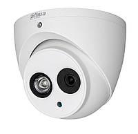 DH-HAC-HDW2401EMP-0280B (2.8 мм) 4 МП HDCVI видеокамера