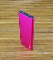 Аккумулятор для телефона Повербанк, Power Bank  REMAX PRODA PP-V12 Розовый 12000 MAH