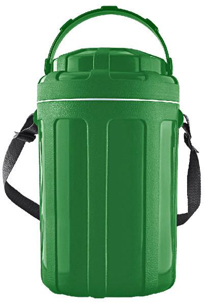 Изотермический контейнер Mega 4.8 л (Зеленый)
