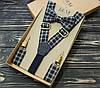 Набор I&M Craft галстук-бабочка и подтяжки для брюк  (030205)