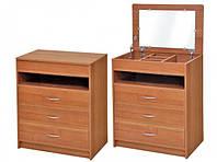 Комод К-3+1. Мебель для спальни, гостиной, детской. Честная цена!