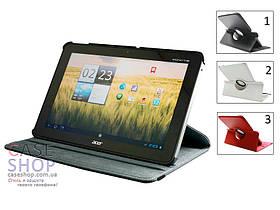 Откидной чехол для Acer a200 Iconia Tab с разворотом на 360