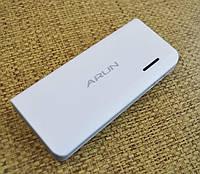 Повербанк ARUN 13000 MAH + LED фонарик