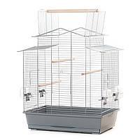 Клетка для птиц Iza 3 цинк (585*380*650)