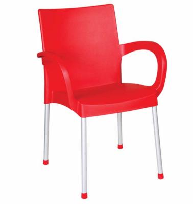"""Пластиковое кресло с алюмин. ножками """"Sumela"""""""