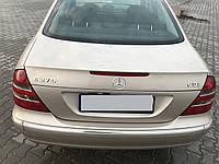 Крышка багажника Mercedes e-class w211