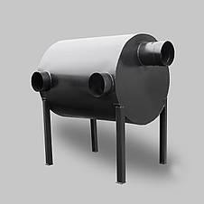 Печь калорифер Брест-500 (буржуйка)  для больших помещений , фото 3