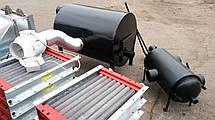 Печь калорифер Брест-500 (буржуйка)  для больших помещений , фото 2