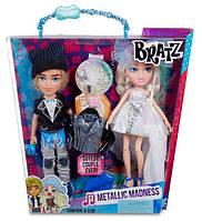 Куклы Bratz Камерон и Хлоя (Братц)  Metallic Madness 2-Pack Cameron Cloe, Bratz