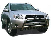 Защита переднего бампера (кенгурятник) для Toyota RAV-4 (2006 - 2012)