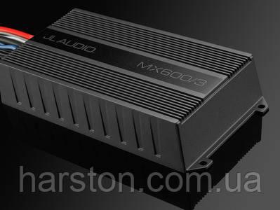 Влагозащищенный усилитель Jl Audio MX600/3