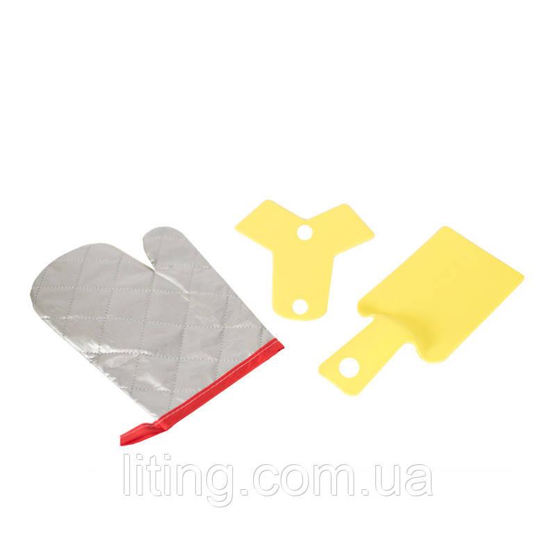 Набір аксесуарів для парової праски (відпарювача)