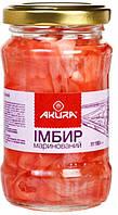 Имбирь Akura маринованный 180 г