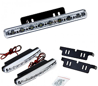 Универсальные дневные ходовые  LED  огни DRL 018