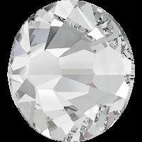 Кристаллы Сваровски клеевые холодной фиксации 2058 Crystal , фото 1